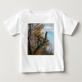 Tree Surgeon Baby T-Shirt