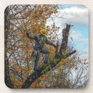 Tree Surgeon Coaster