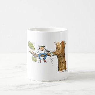 Tree surgeon coffee mug