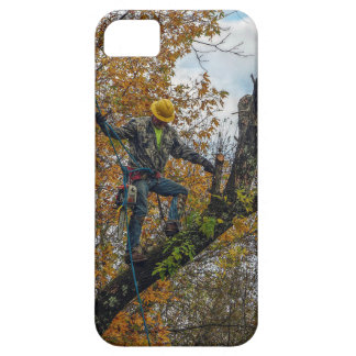Tree Surgeon iPhone 5 Case