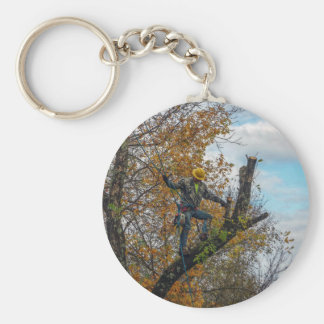Tree Surgeon Keychain