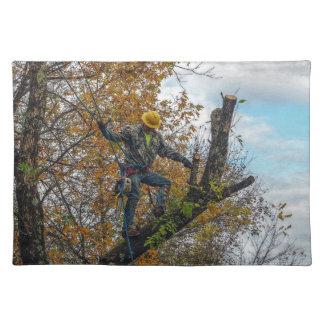 Tree Surgeon Placemat