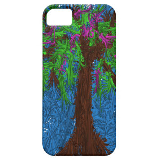 Tree themed phone case