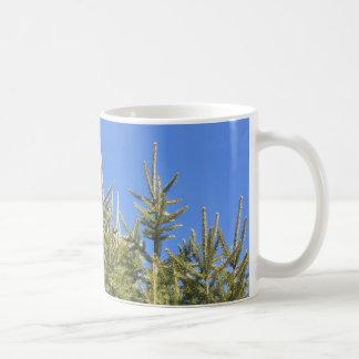 Tree Top Coffee Mug