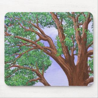 Tree Top Mousepad