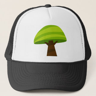 Tree Trucker Hat