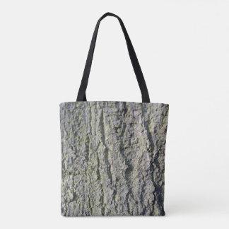 Tree trunk bag