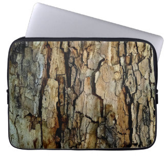 Tree Trunk Laptop Case