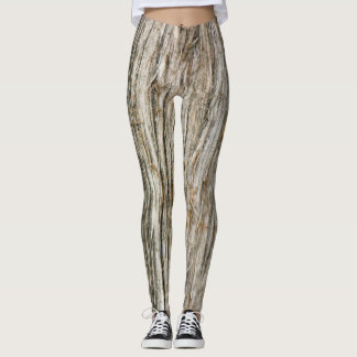 Tree trunk leggings