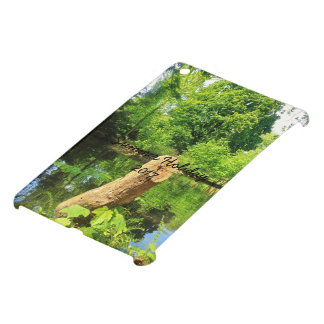 Tree Trunk Nature Photography Lake Park Cover For The iPad Mini