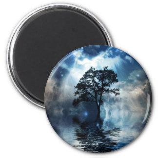 Tree & Water Magnet