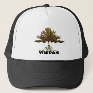 Tree - Wisdom Trucker Hat