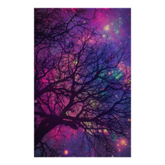 Tree x Space Stationery Paper