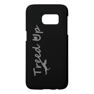 Treed Up Hound Hunting Phone Case