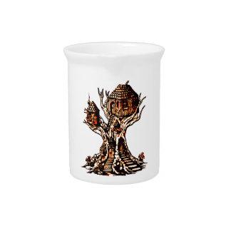 Treehouse 2 pitcher