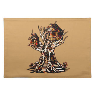 Treehouse 2 placemat