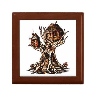 Treehouse 2 trinket box