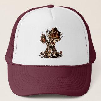 Treehouse 2 trucker hat