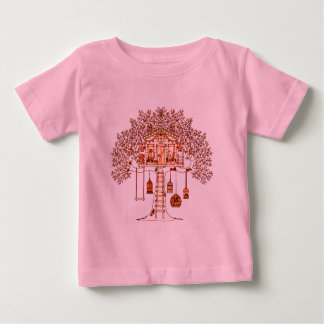 Treehouse Baby T-Shirt