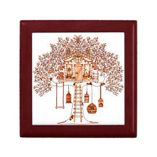 Treehouse Gift Box