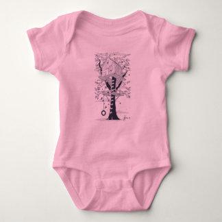 Treehouse Onsie Baby Bodysuit