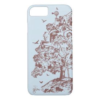 Treehouse Village iPhone 8/7 Case