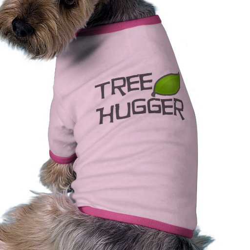 TreeHuggerArt Dog Tshirt