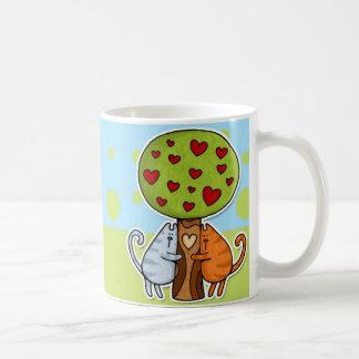 treehuggers coffee mug