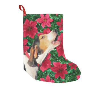 Treeing Walker Coonhound Christmas Stocking
