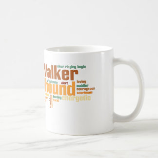 Treeing Walker Coonhound Coffee Mug