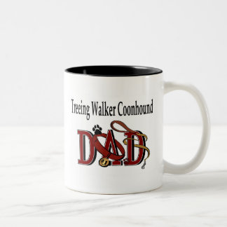 Treeing Walker Coonhound Dad Mug