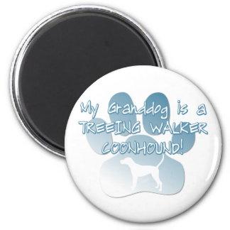 Treeing Walker Coonhound Granddog Magnet