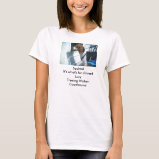Treeing Walker Coonhound T-Shirt