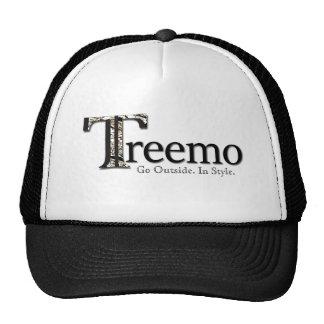 Treemo Camo Brand Trucker Hat