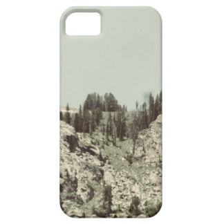 Trees and Hills iPhone 5 Covers