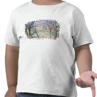 Trees and houses, 1885-86 t-shirt