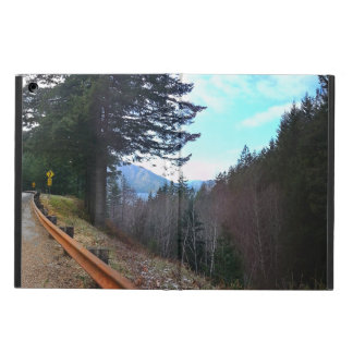 Trees and Mountains Olympic National Park iPad Air Cover
