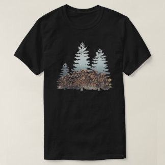 Trees and Timber T-Shirt
