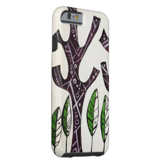 Trees and Trunks Tough iPhone 6 Case