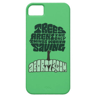 Trees Aren't the Only Things... / Abort73.com iPhone 5 Cases
