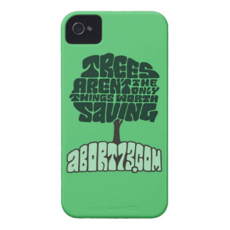 Trees Aren't the Only Things... / Abort73.com iPhone 4 Cases