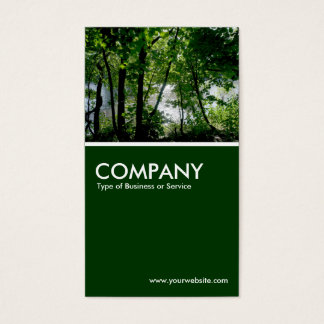 Trees by the River Business Card