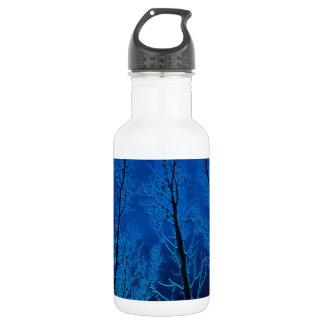 Trees Eerie Silence 532 Ml Water Bottle
