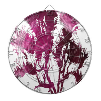 TREES Fall Color Graphics TEMPLATE Resellers Gifts Dartboard