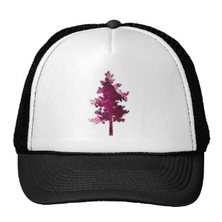 TREES Fall Color Graphics TEMPLATE Resellers Gifts Trucker Hat