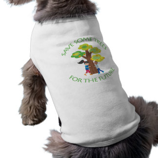Trees for the Future Doggie T Shirt