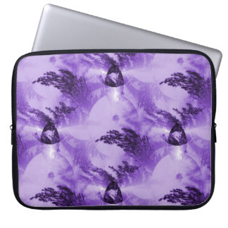 Trees from a purple galaxy.... laptop sleeve