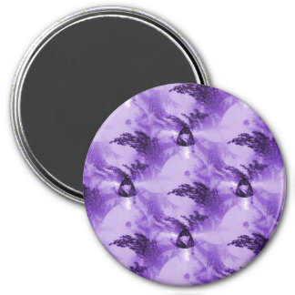 Trees from a purple galaxy.... magnet