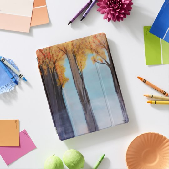 Trees I-pad Cover iPad Cover