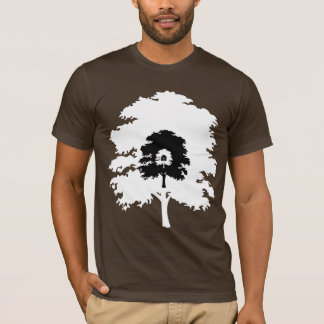 Trees in a line T-Shirt